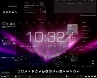 Desktop 9 - Aurora Leopard by df006