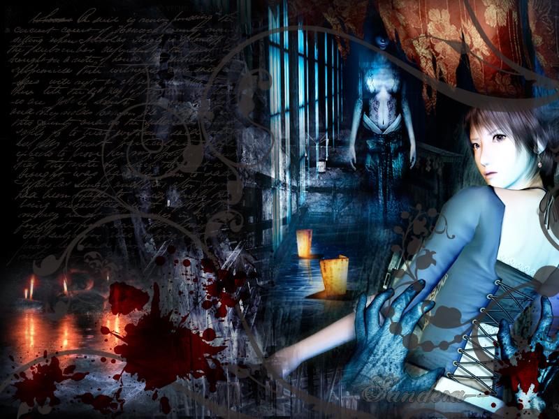 Fatal Frame 3 - Fan Wallpaper by SushiiKun on DeviantArt