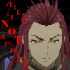 Asch is NOT Amused by HawkeyeRiza37
