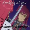 Looking at You... by HawkeyeRiza37