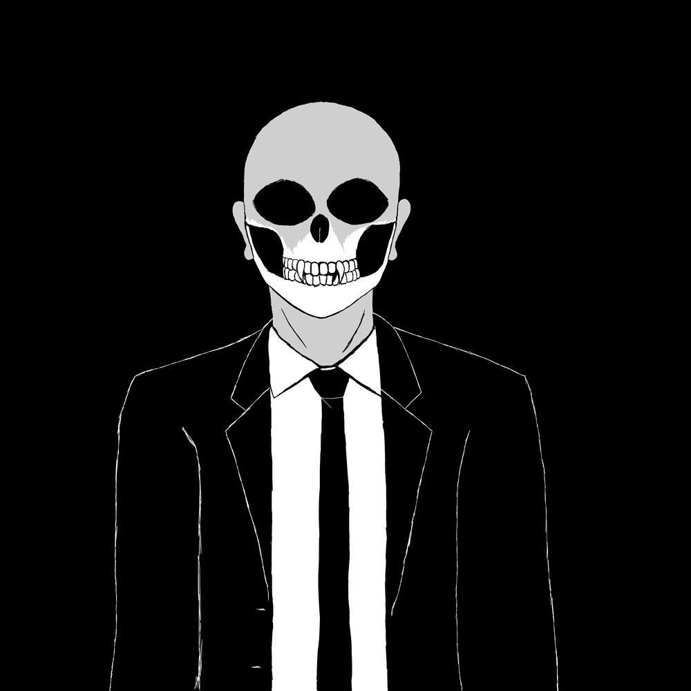 A Nosferatu Ghost by tragicallyhipster
