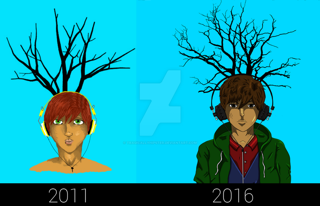 Updateof2011compare by tragicallyhipster