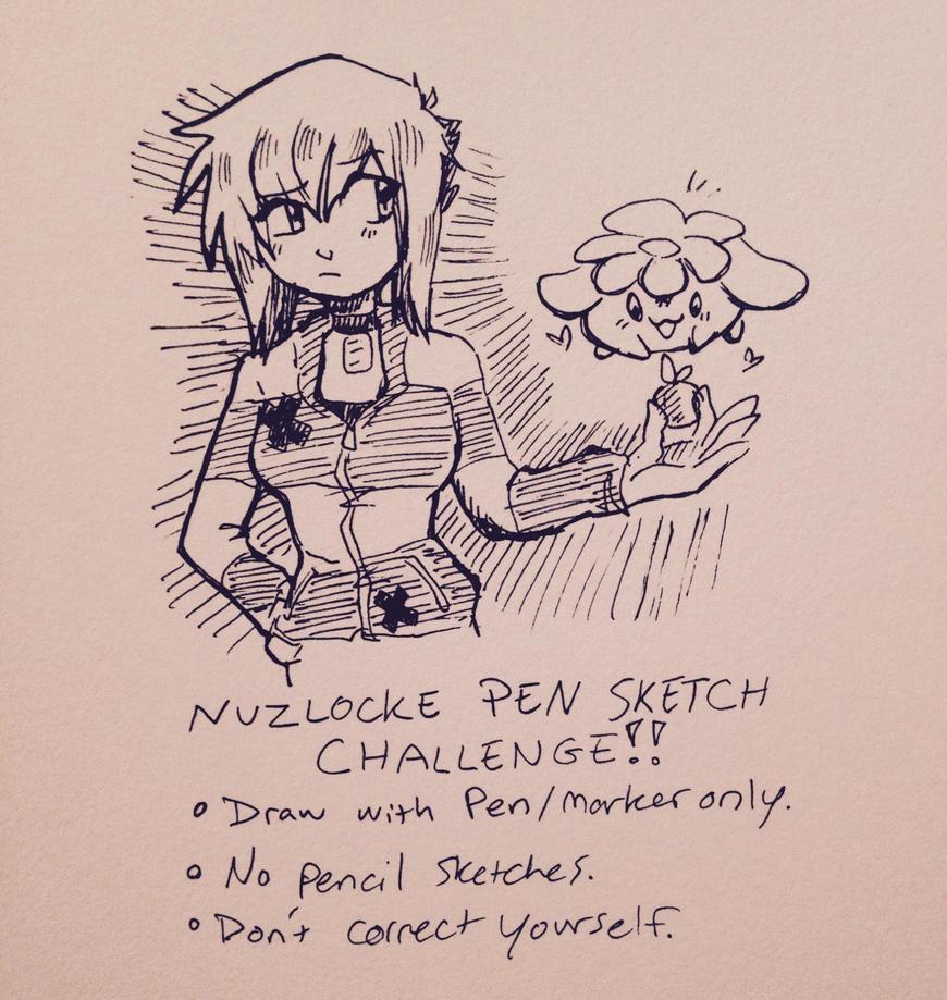 Sketch Challenge by TalaSeba