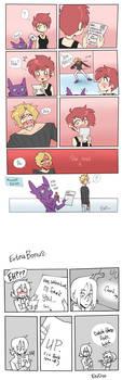 Valentine's Day Bonus Comic
