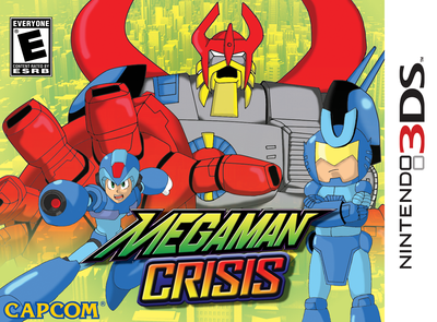 Megaman Crisis by Whatsome