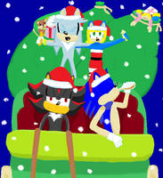 Forget Santa... by The-Blonde-Nerd