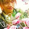 Flowers for Yume by Panda-Tea