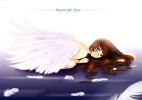 .:Reborn with Christ:. by Vao-K
