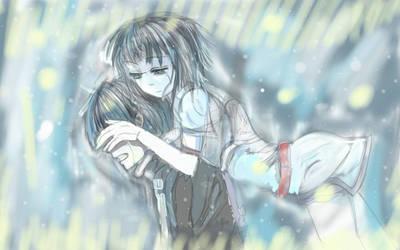 Sachi's final words -SAO by CMAtkinson