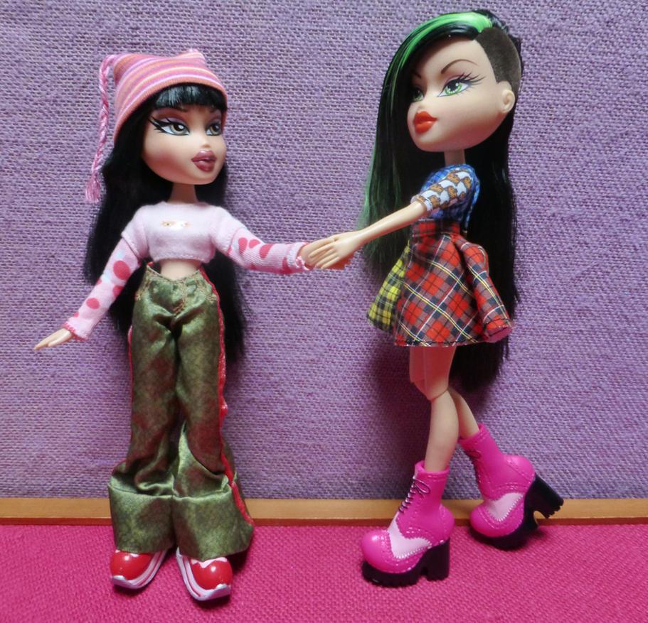 2015 Jade meets 2001 Jade (2) by SHANNON-CASSUL-LOVER
