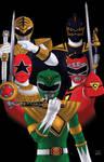 The Greatest Ranger