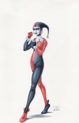 Harley Quinn by JamesLynch