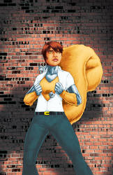 Squirrel Girl to the Rescue! by JamesLynch