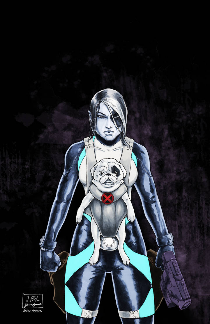 Domino and Pip by JamesLynch