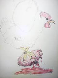 Chicken Heart by JnJrz