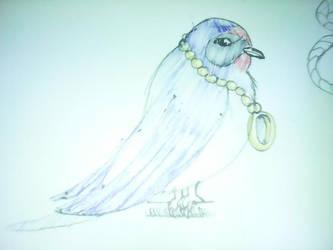 Precious Swallow by JnJrz