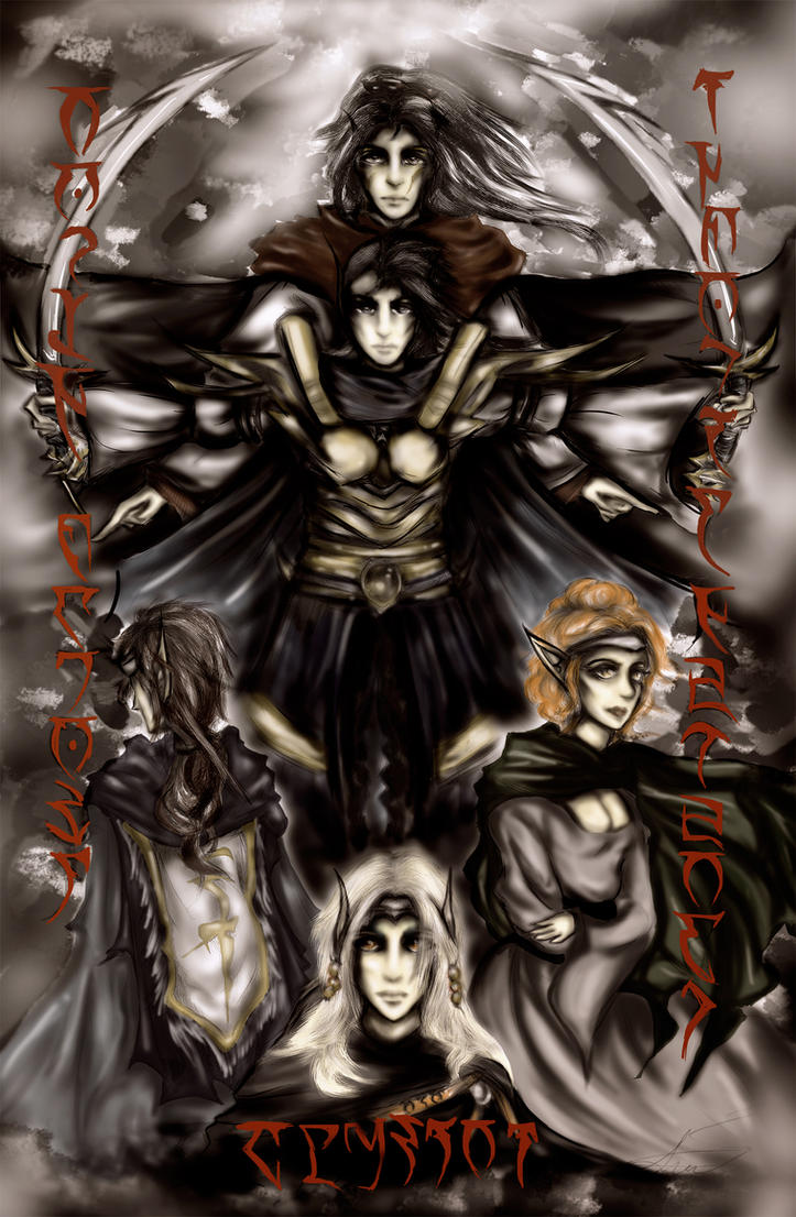 Morrowind: Nerevar Rising by AryaMay