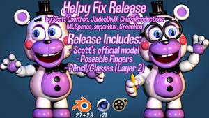 Scott's Helpy   Blender 2.7, 2.8, C4D, SFM Release