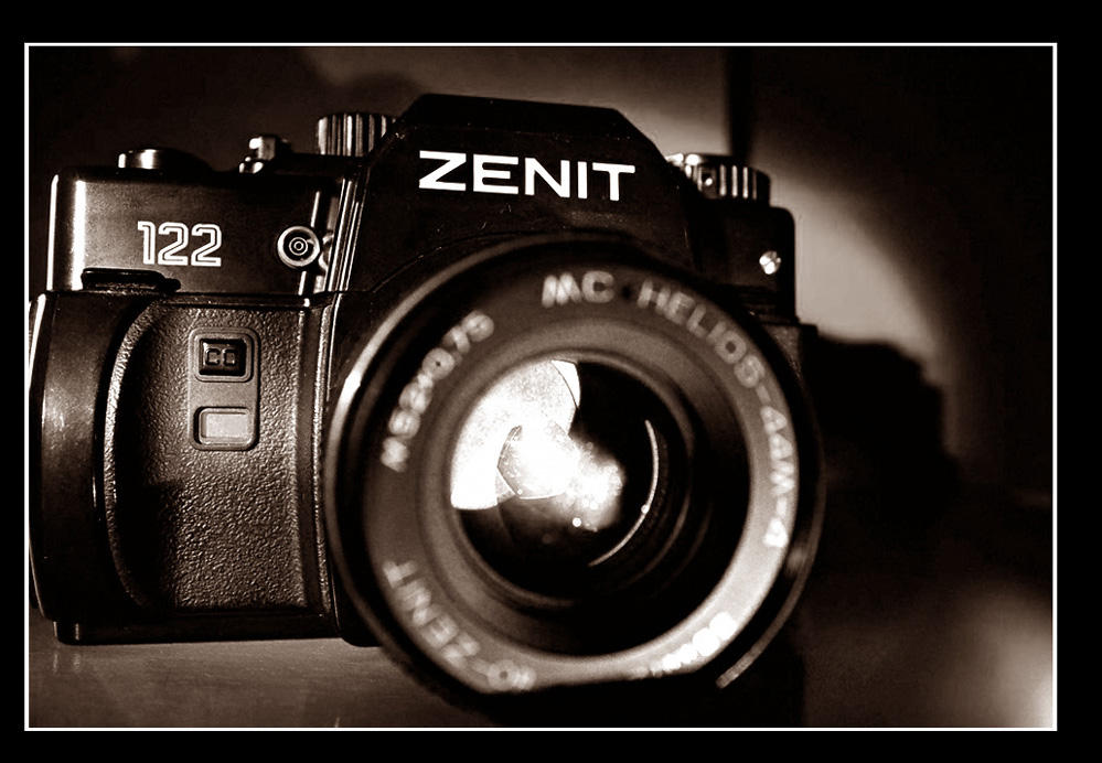 my tribute to ZENIT by hiddenamputee