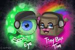 Septic Eye and Tiny Box Tim