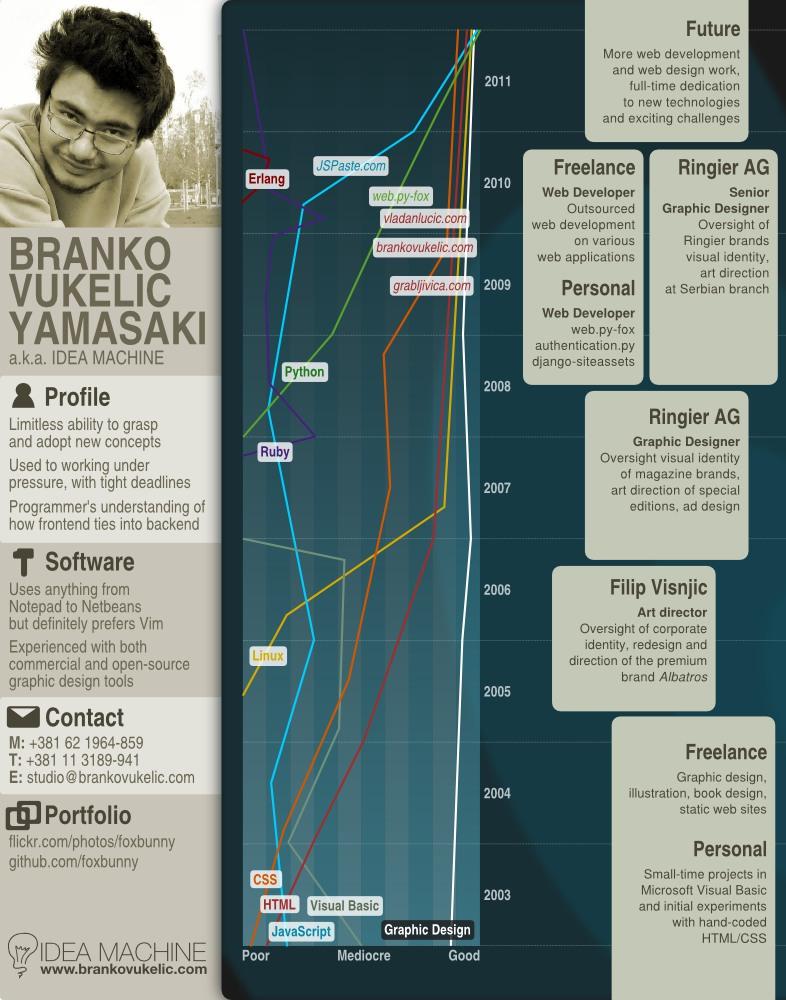 2010-2011 CV by brankovukelic