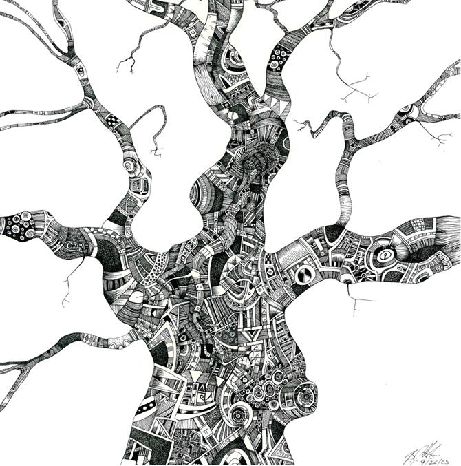 Oak Tree by Rathur-net