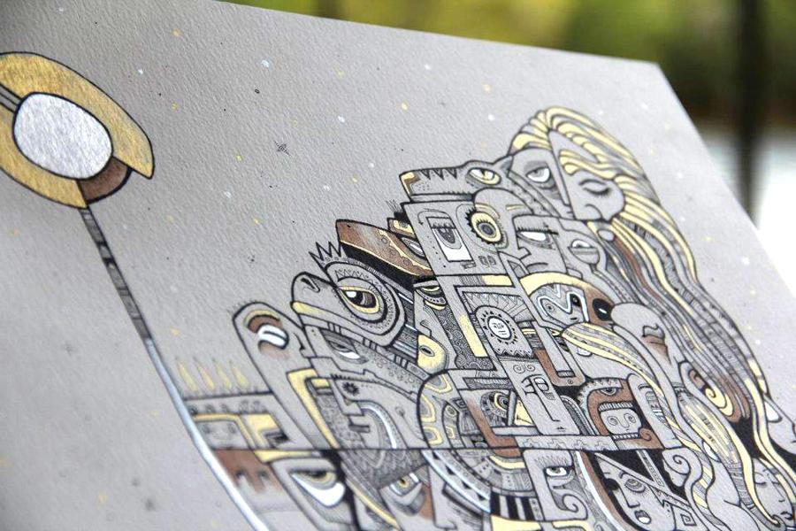 Amalgam-Detail by Rathur-net