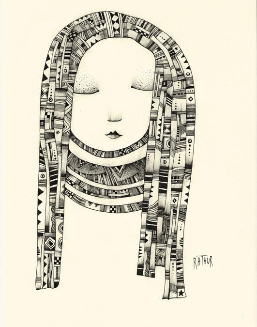 Lady by Rathur-net