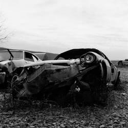 Battered Camaro by prestonthecarartist