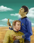 Spock to Enterprise