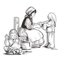 The Durin Family - 2. Routine by ayumi-lemura