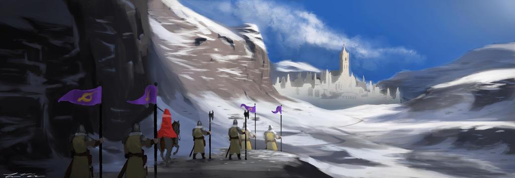 Belfry of Winter by lancevl