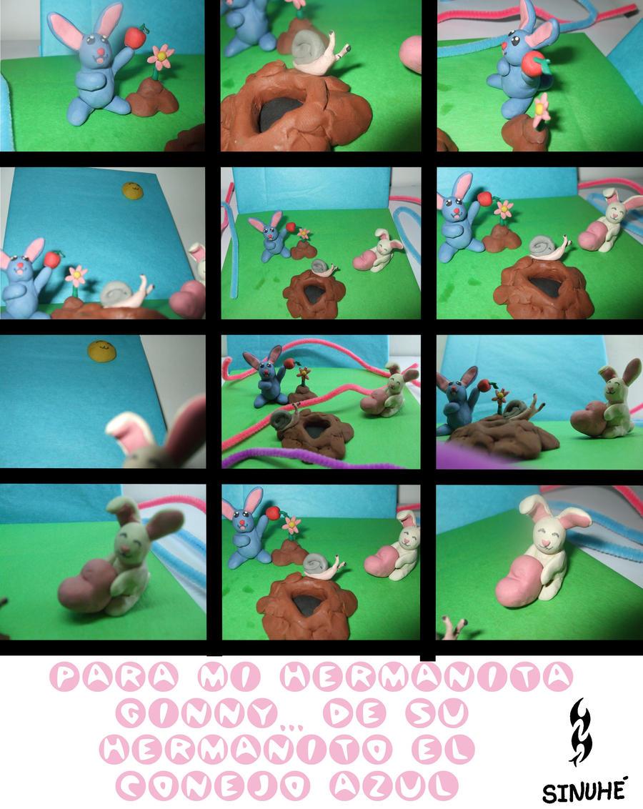 Conejos by azulsinuhe