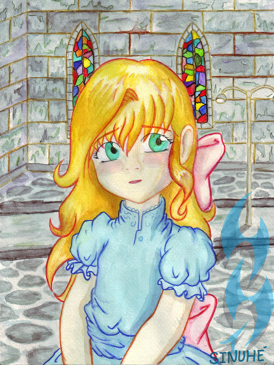 Oc-BDH-Nancy by azulsinuhe