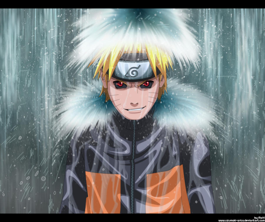 Naruto chapter 492 by Hvostik