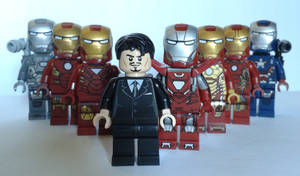 Iron Men (3) by Anonyme003