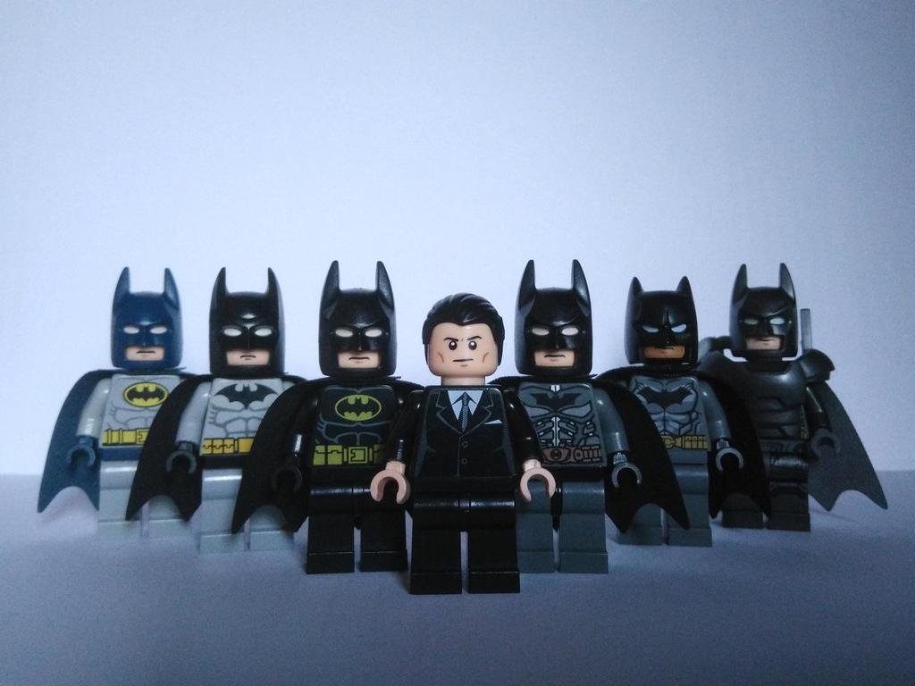 Batmen (3) by Anonyme003