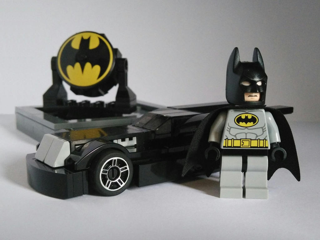 Batman Day (2) by Anonyme003