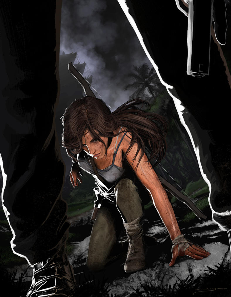 LARA Fight Or Flight by Jim Nauya by jimnauya