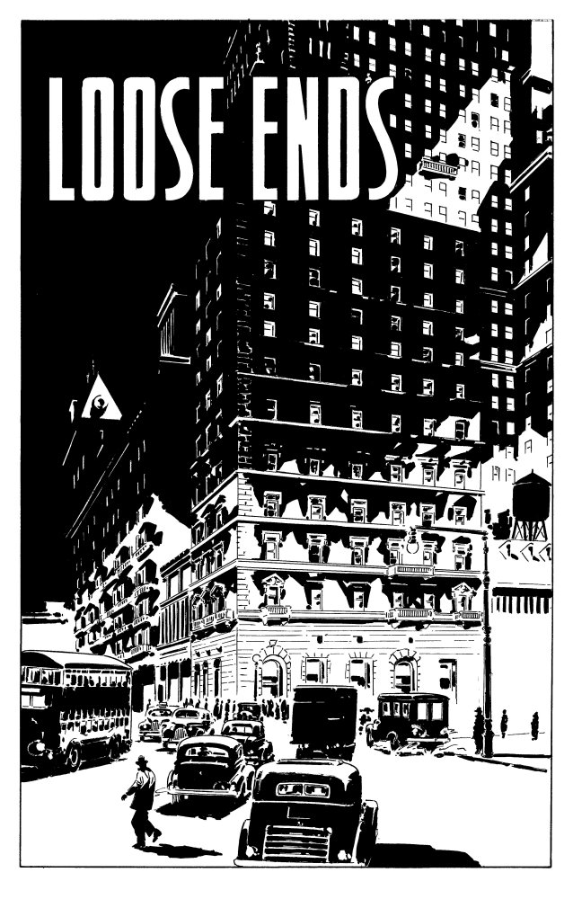 Loose Ends board1 by NoirZone