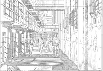 Jail panel