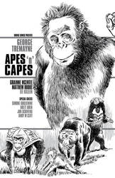Apes'n' Capes Commission by NoirZone