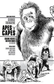 Apes'n' Capes Commission