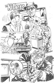 The KILLERS commission