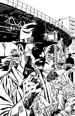 Black Grid Chapter #1 cover