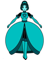 Princess Nova Starlight's Galaxy Knight Attire