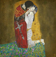 Castlevania Fan Art - Belmont Kiss