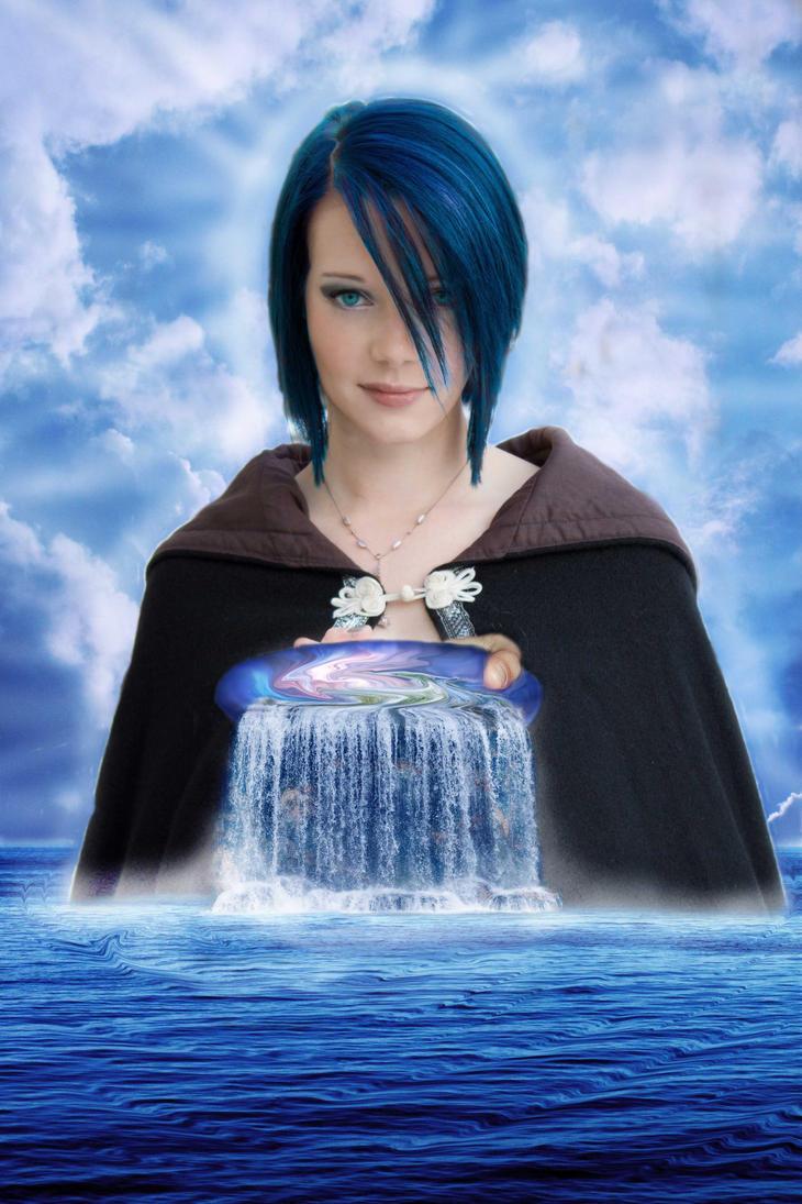 The Genesis Lady - Water by vladioglas