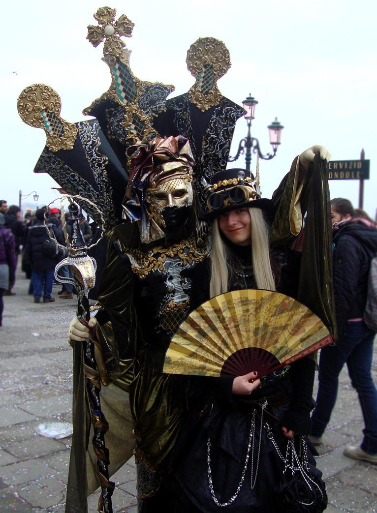 Venice costumes VI by vladioglas