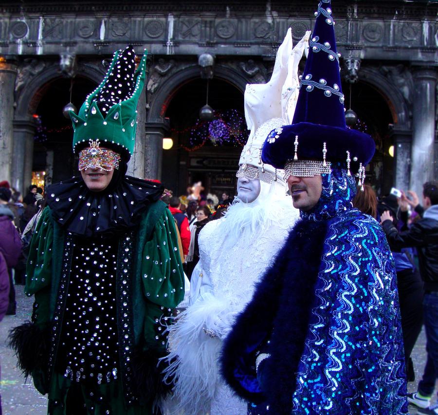 Venice costumes VII by vladioglas